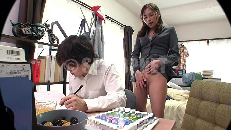 GVG-385 Ian Hanasaki Obscenity Woman Tutor 3