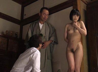 HBAD-353 Makoto Takeuchi Incest Father-in-law