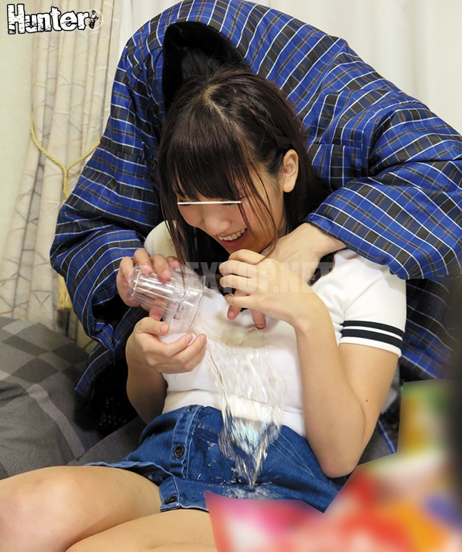 hunta 279 sister childhood friend drinking home 3