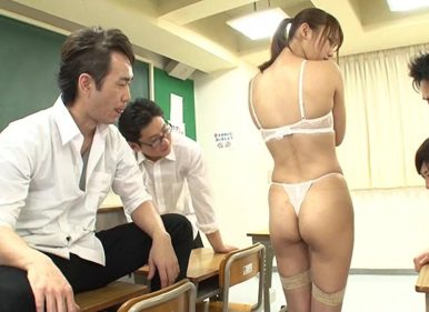IESP-634 Nao Wakana Female Teacher