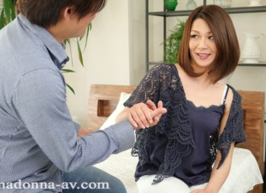 JUY-186 Honjou Mari 36 Years Old AV Debut