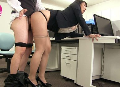 KTB-013 Voluptuous! Office Lady Club 2 ~The Feminine Style